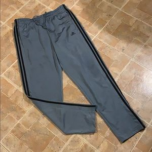 Adidas athletic pants size men's large